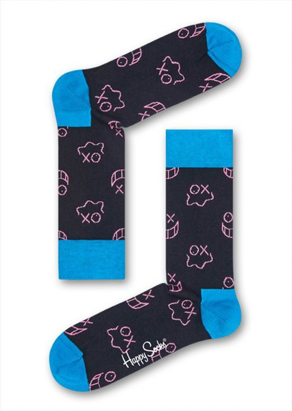 Box Skarpetki Happy Socks x Mr A XAS08-6000