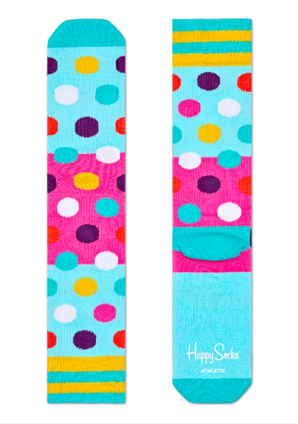 Skarpetki ATHLETIC Happy Socks ATBDB27-7000