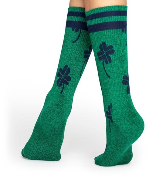 Skarpetki ATHLETIC Happy Socks ATBLU27-6000