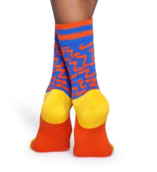 Skarpetki ATHLETIC Happy Socks ATZZZ27-6000