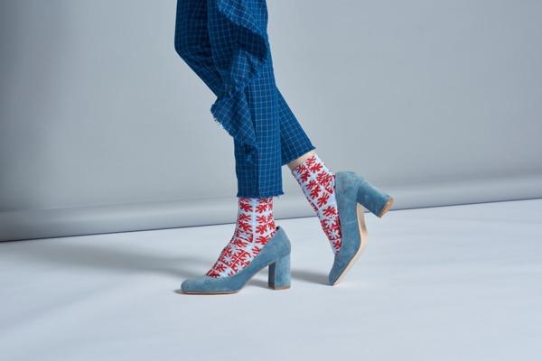 Skarpetki HYSTERIA Emilia Ankle Sock (SISEMI12-4000)