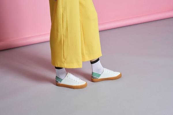 Skarpetki HYSTERIA Grace Ankle Sock (SISGRA12-1000)