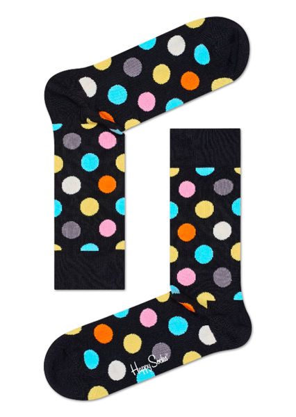 Skarpetki Happy Socks 10th Annivarsary BDO1001-099