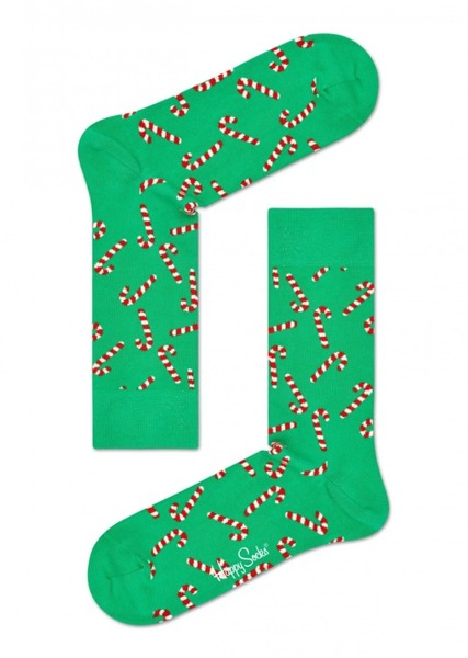 Skarpetki Happy Socks Holiday Singles Cane CAN01-7000
