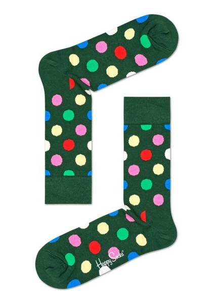 Zestaw skarpetek Happy Socks 2-pak Classic Holiday XBDO02-7300